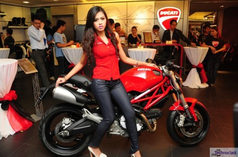 Ducati Philippines Intros The Monster 795–Affordable Sport Bike For The Asian Market