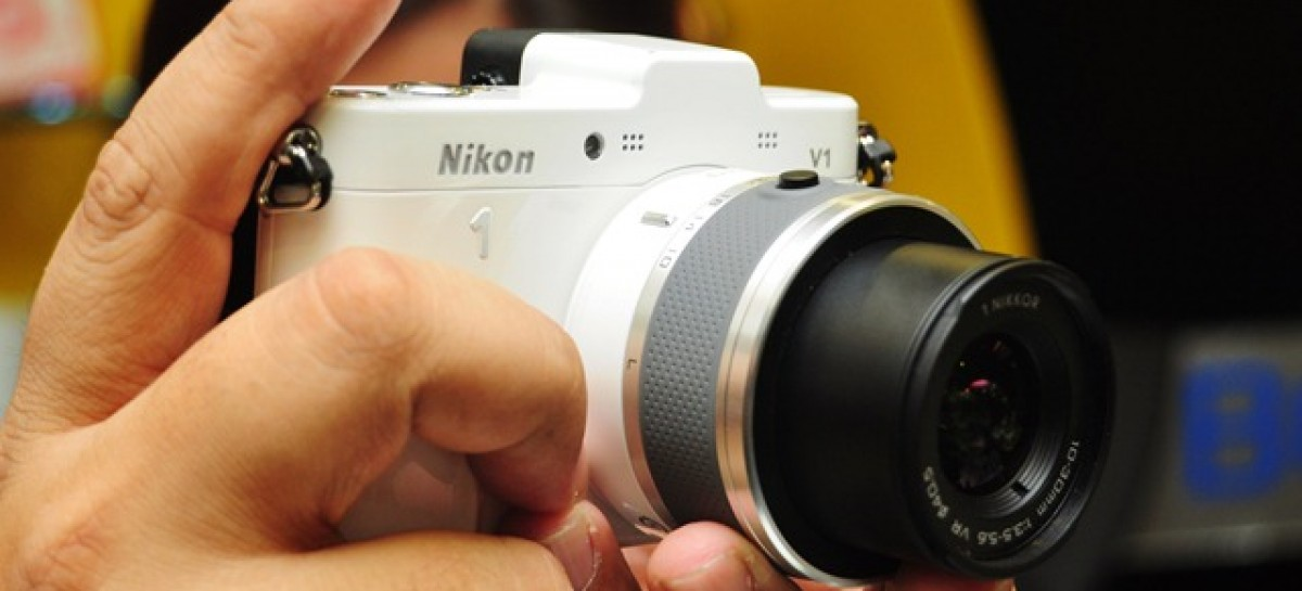 ElectroWorld & Nikon Introduce The V1 & J1 Compact System Cameras For PHP 32k/44k