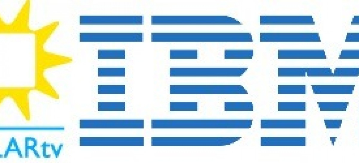 Solar TV & IBM Sign Subscription Services Agreement For Better Content Management