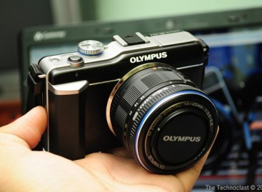 Olympus Pen E-PL1 (m4/3 Sensor) Unboxing – Best Camera You Can Get For PHP 15,000