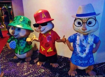 Alvin & The Chipmunks 3: Less Singing, More Character Development; Worth A Watch