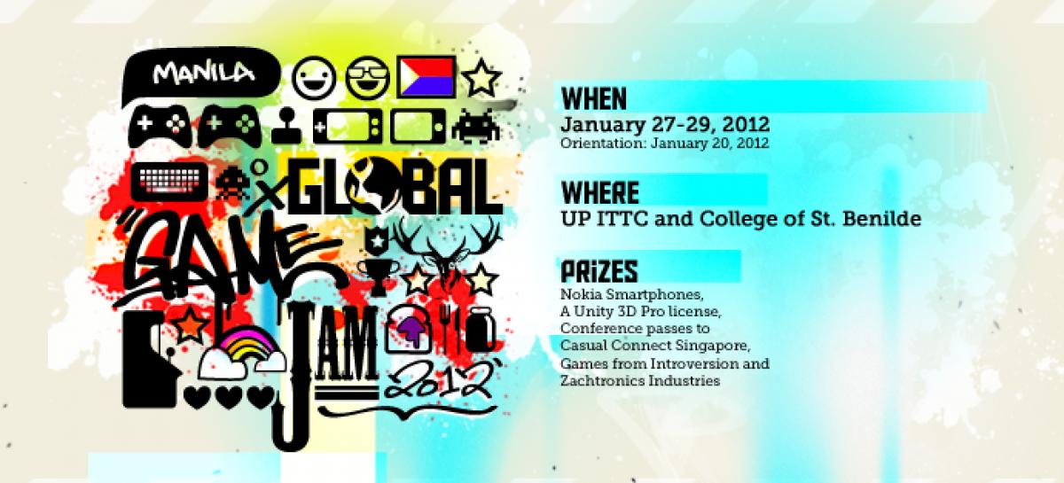 IGDA Manila Invites Aspiring & Professional Developers To The Manila Game Jam 2012