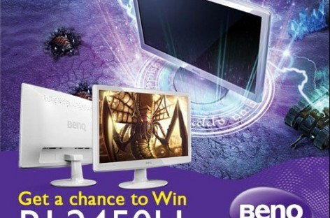 Win A BenQ Gaming LED Monitor By Referring Your Friends To Their Facebook Fan Page