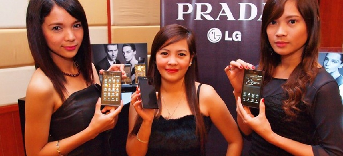 LG Launches The Prada 3.0–Dual-Core Android For PHP 30k; Stylish But Not Too Girly