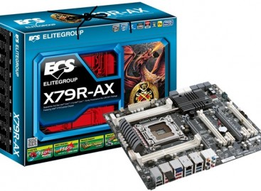 Win An Enthusiast ECS X79R-AX Motherboard From ECS Philippines's Raffle; Details Here