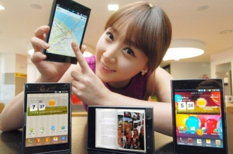"LG Launches The Optimus Vu–A 5"" 4:3 Screen Android Phone; Looks Pretty Damn Terrible"