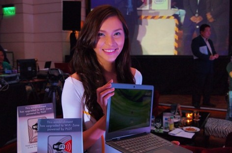 PLDT WiFi Zone & Intel Ultrabooks Combine To Create Powerful Tools For Mobile Users