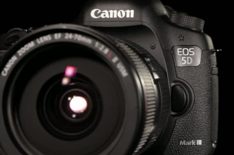 Breaking-ish News: Canon's New Full-Frame 5D Mark III Now Available For PHP 140,000