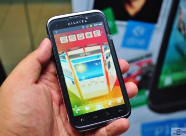 Alcatel Launches Glory X 918N (Dual-SIM) & Sapphire 995 (1.4Ghz) Affordable Androids