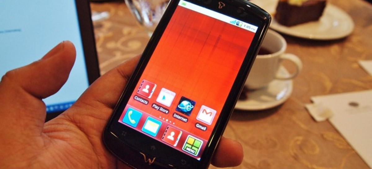 """Cherry Mobile Launches The W900 """"Dragon"""" Phone With 1.2Ghz, 4.0"""" Screen For PHP 9,999"""