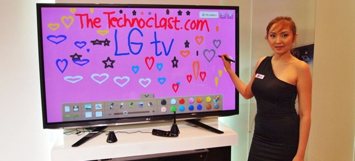 LG Launch New 2012 Line Of Cinema 3D Smart TVs; New Magic Remote & PenTouch Controls