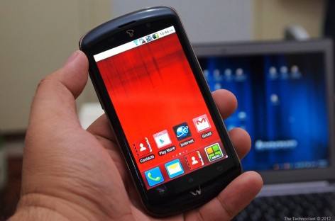 "Cherry Mobile W900 Unboxing–1.2 Ghz 4.0"" Screen Phone With Custom UI For PHP 9,999"