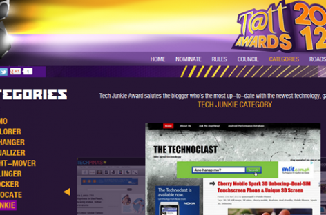 Nominate Your Favorite Bloggers & Social Media Personalities For #TattAwards 2012
