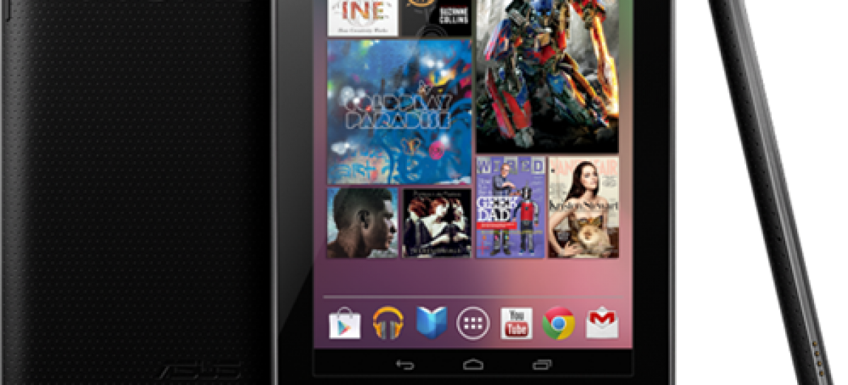 Asus-Manufactured Nexus 7 Tablet Launched In US; Quad-Core Android 4.1 For Only $199