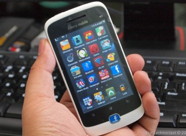 Cherry Mobile W3 Unboxing–WiFi, Capacitive Screen, & Facebook Button For PHP 2,999