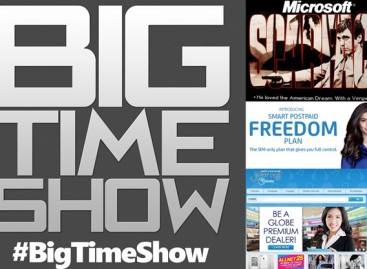 Big Time Show (8/11/2012)–Smart Freedom, iPhone 5 Rumors, Globe's New Site & More!