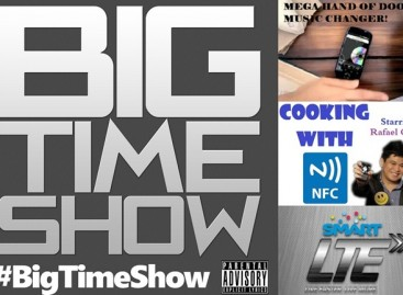 Big Time Show (8/19/2012)–O+ Plus Phones, PS3/Vita News, Raf's BB Corner, & Smart LTE