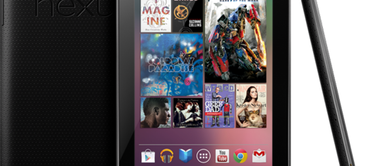 Google Nexus 7 Unboxing & First Impressions; ASUS-Made Quad-Core $199 Jelly Bean Tablet