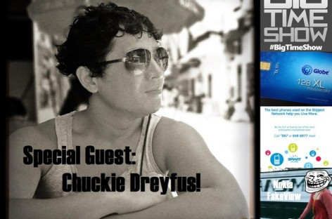 #BTS (9/8/2012)–New Lumias, Globe/Smart iPhone5, & Special Guest Chuckie Dreyfus!