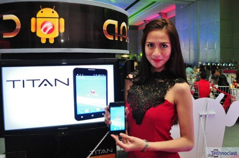Cherry Mobile Launches Titan & Flare–The Most Affordable Dual-Core Androids To Date