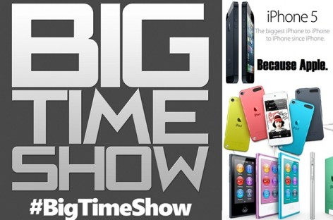 #BTS (9/13/2012)–Ate Shares, iPhone 5, iPod Touch, iPod Nano Announcements & More!
