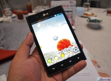 LG Launches Optimus Vu–Quad-Core Android With Unusual 4:3 Ratio Screen For PHP 27,990