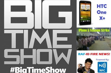 #BTS (10/06/2012)–HTC One X+, PS Mobile, iP5 Foxconn Strike, Android Updates & More!