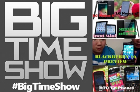 #BTS (10/13/2012)–BlackBerry 10 Preview With BB Jam Hack, DTC TV Phones, & More!