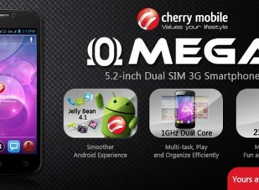 "Cherry Mobile Finally Reveals OMEGA–Jelly Bean, 5.2"" Screen, & Dual-Core For PHP 6,699"