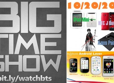BTS (10/20/2012)–MyPhone Android Lineup, Asus Padfone 2, Samurai X Movie, & More!