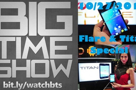 BTS (10/27/2012)–Cherry Mobile Flare & Titan Special, New Apple Devices, & More!