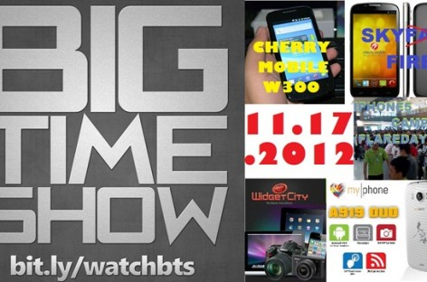BTS 11/17/2012–Widget City, New Cherry Mobile & MyPhone Droids, & More!