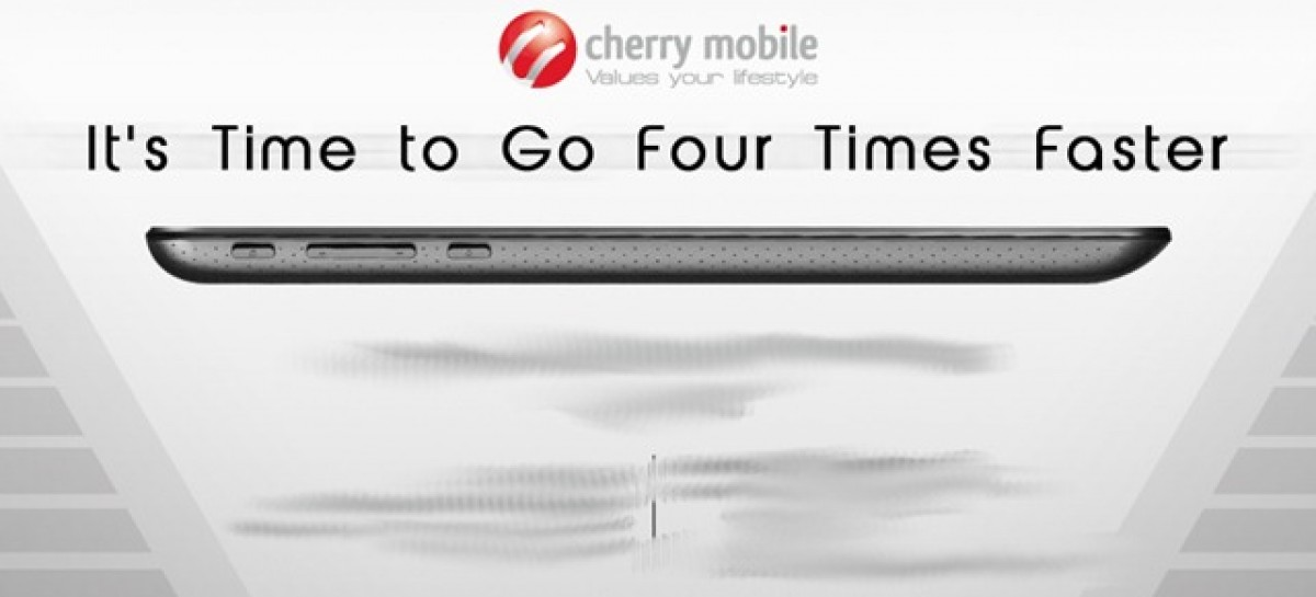 "Cherry Mobile Teases Something That Goes ""Four Times Faster""–We'll Know More Soon"