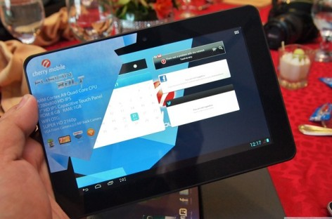 "The Cherry Mobile Fusion Bolt Is A Quad-Core 7"" HD Tablet For PHP 3,999–Available March 6"