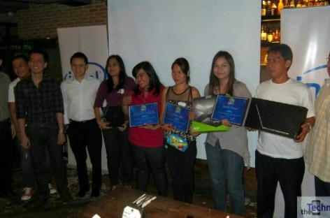 Intel Crowns Sing To Win 2 Winners & Gives Outgoing General Manager Mr. Ricky Banaag A Sendoff