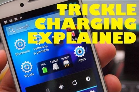 Why Does My Battery Drop To 90%~ After Unplugging?! (Trickle Charging Explained)