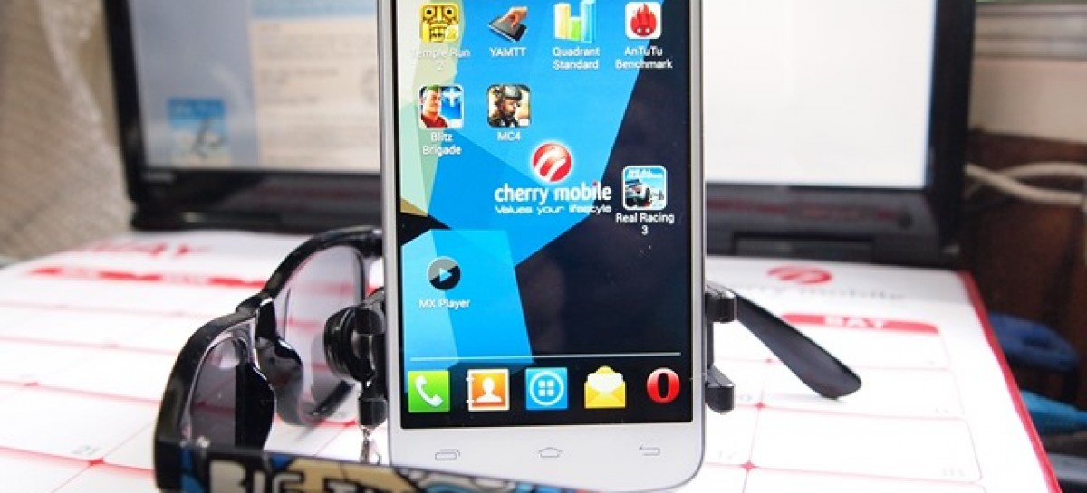 A Quad-Core Cherry Mobile Omega HD 2.0 Is Now Out–Is As Awesome As You Think It Is