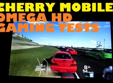 Cherry Mobile Omega HD Gaming Tests–Temple Run 2, MC4, NFS, GTA III, & More!