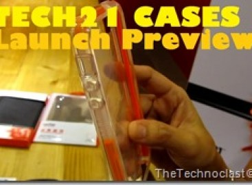 Tech21 Cases Launch Preview–D3O-Powered Protective Sleeves For Your Gadgets