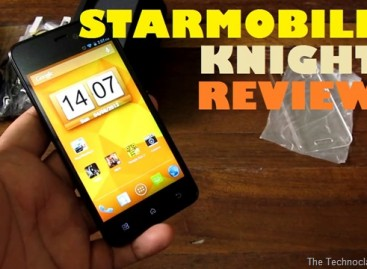Starmobile Knight Review–Sleek Quad-Core Flagship With 18MP BSI Camera For PHP 11.3k