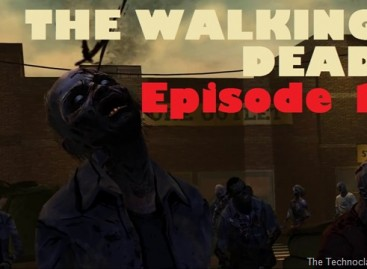 We're Playing Through The Walking Dead Episode 1; Feel Free To Watch Us Be A Noob!