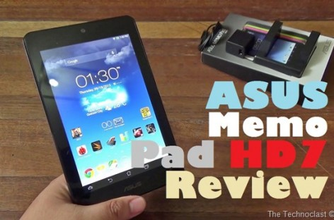 "Asus Memo Pad HD7 Review–Quad-Core Tablet With 7"" HD Screen For Only PHP 6,995"
