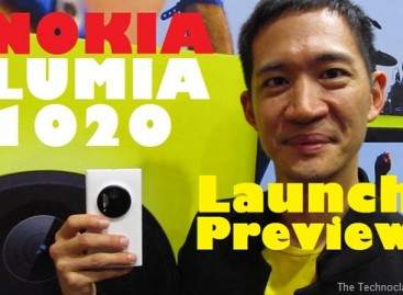 Nokia Lumia 1020 Launch Preview–41MP Flagship WP8 With OIS For PHP 35,650