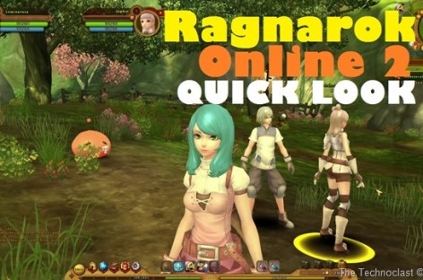 Ragnarok Online 2 Quick Look–Sequel To Classic 2D MMO With Improved 3D Visuals