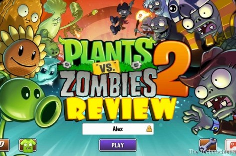 Plants vs. Zombies 2 Is But A Shadow Of Its Former Self; We Guess That's Why Its Free