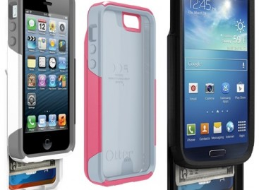 Otterbox Launch New Cases For iPhones & Galaxy S4s With Discreet Cash & Card Sleeve