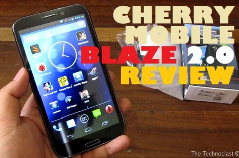 "Cherry Mobile Blaze 2.0 Review–5.7"" Quad-Core With 12MP BSI Camera For PHP 7,999"