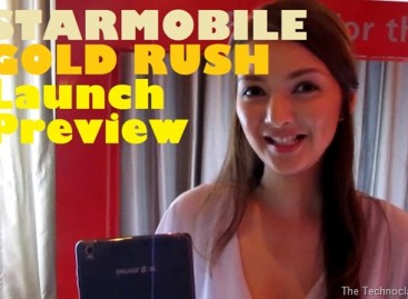 Starmobile Gold Rush–12 New Androids With Premium Aluminum Build & Large Displays