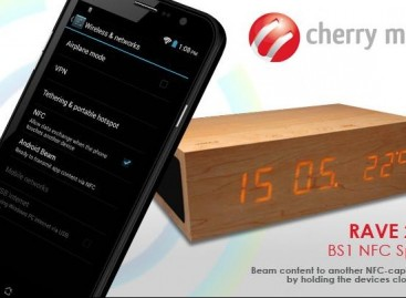 """Cherry Mobile Rave 2.0 """"The Raf Phone"""" Now Available–Packs Quad-Core & NFC For PHP 9k"""