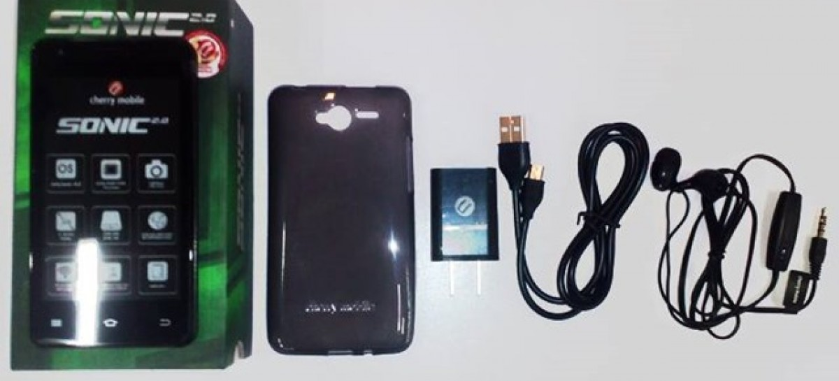 Quad-Core Cherry Mobile Sonic 2.0 Now Available–Packs Glonass & USB OTG For P 4k